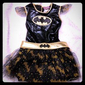 🍁3 for $20🍁 Kids Batgirl Dress up  Dress